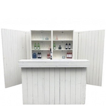 Luxe bar White Nature 220cm
