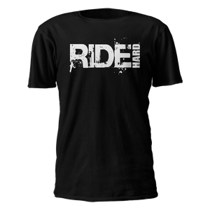 The RIDE HARD Grunge Tee