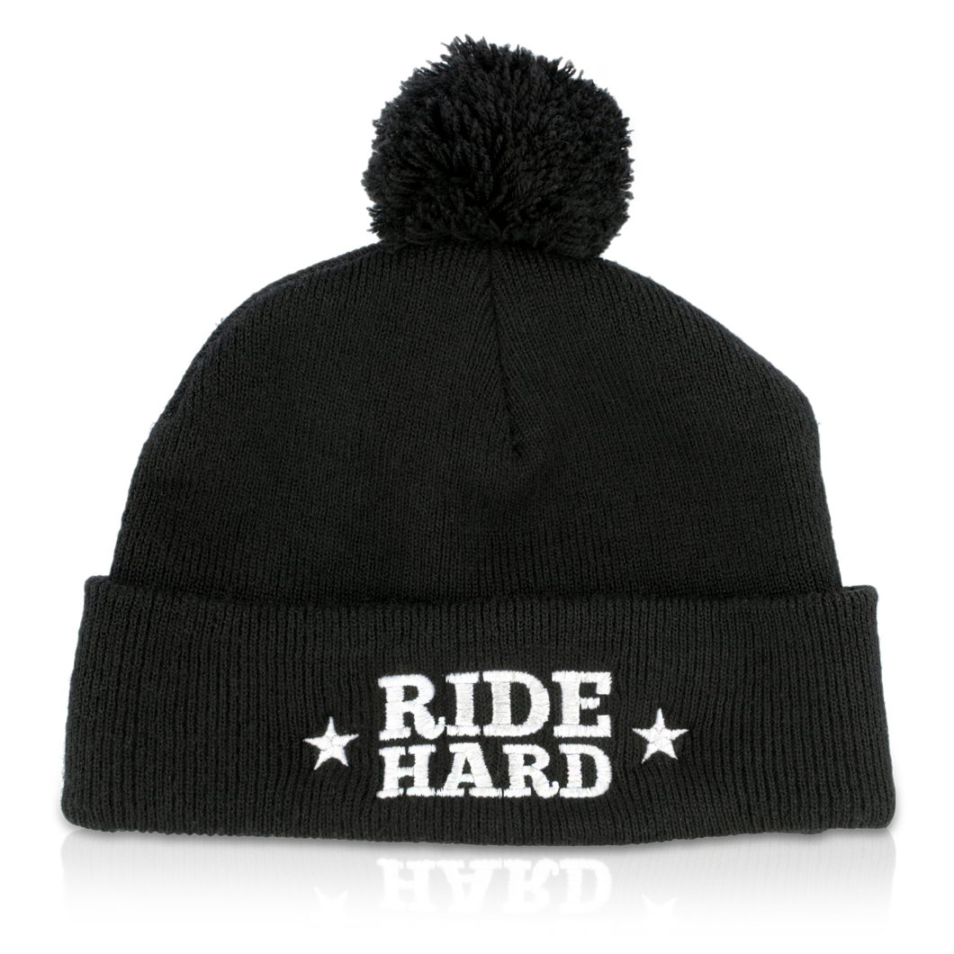 The RIDE HARD Beanie