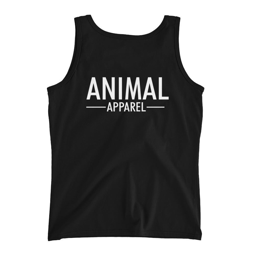 Womens Black Tank Top