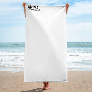 Animal Apparel Towel