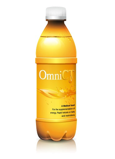 OmniCT MCT oil (500ml)