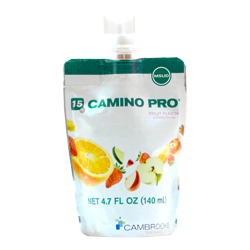 CAMINO PRO MSUD Fruit Punch (Maple Syrup Urine Disease) 28x140ml pouches