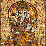 Twin Size Yellow Ganesha Hippie Tapestry Wall Hanging Decor Indian Mandala Tapestries Bedspread