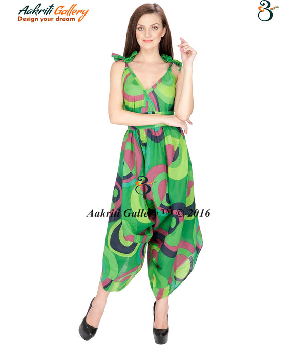 Indian Dresses & Skirts 100% Cotton Women Rayon Green dress Indian Handmade formal cotton dresses