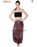 INDIAN BAGGY GYPSY HAREM PANTS YOGA MEN WOMEN RAYON ALIBABA PANTS