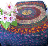 Indian Mandala Tapestry Hippie Hippy Wall Hanging Dorm Throw Twin Bedspread Art
