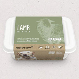 Naturaw Lamb With Duck - 500g