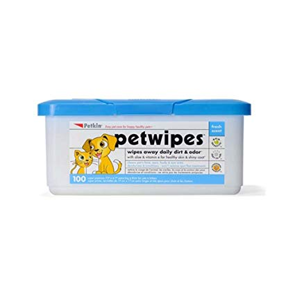 Pet Wipes - 100 Pack
