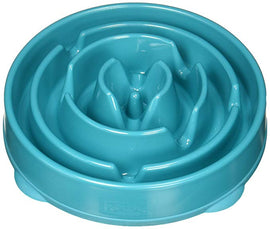 Fun Feeder Slow Feeder (Turquoise) - Large