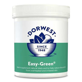 Dorwest Easy Green Powder For Dogs And Cats - 500g