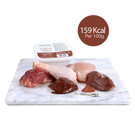 Beef & Chicken x 450g tub