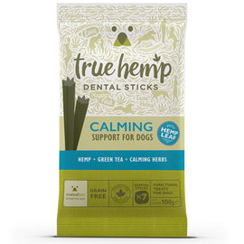 True Hemp Calming Dental Sticks x 100g