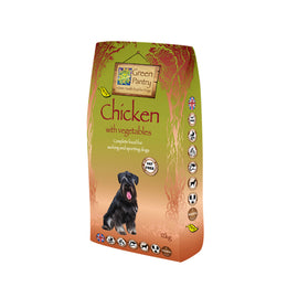 Green Pantry Chicken with Veg - 12kg