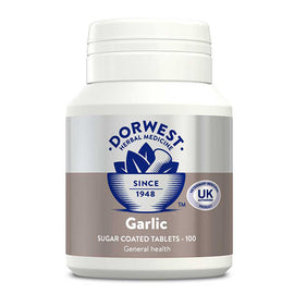 Garlic Tablets For Dogs And Cats - 500 Tablets