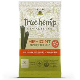 True Hemp Hip & Joint Dental Sticks x 100g