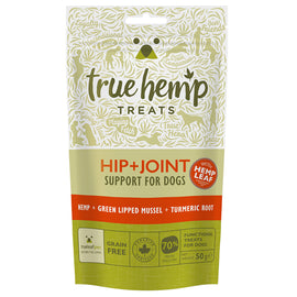 True Hemp Hip & Joint Treats x 50g