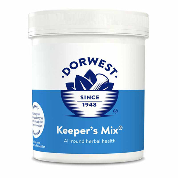 Dorwest Keepers Mix 500g