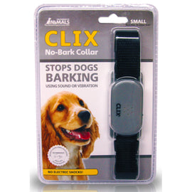 Clix No Bark Collar - Small
