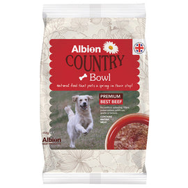 Albion Country Bowl Premium Beef - 454g