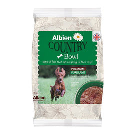 Albion Country Bowl Premium Lamb (DIY) - 454g