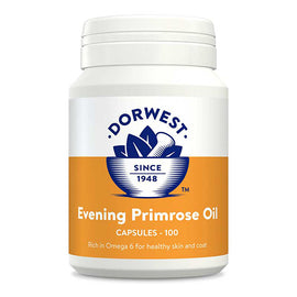 Dorwest Evening Primrose Oil 500 Capsules