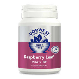 Dorwest Raspberry Leaf tablets 100 tabs