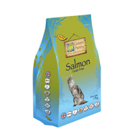 Green Pantry Salmon for Cats - 1.5kg