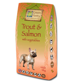 Green Pantry Trout & Salmon - 12kg