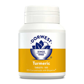 Turmeric Tablets for Cats and Dogs 100 Tablets