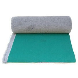 Green backed Vet bedding - GREY 75cm x 1 metre