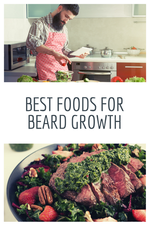 Foods For Beard Growth