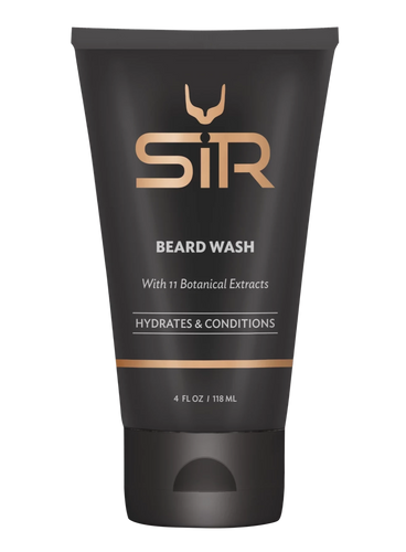 Beard Wash - THE SIR EFFECT