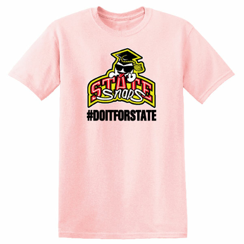 Do It For State Snaps Tee