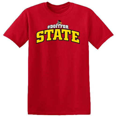 Do It For State Tee