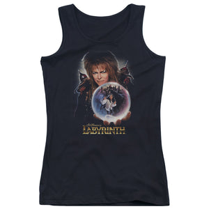 Labyrinth - I Have A Gift Juniors Tank Top
