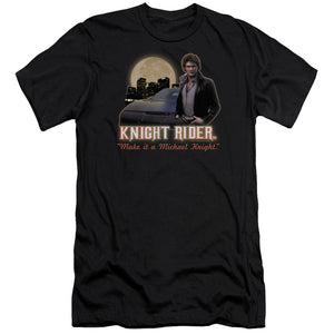 Knight Rider - Full Moon Tee