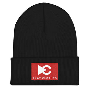 PLAYclothes Premium Knit Beanie