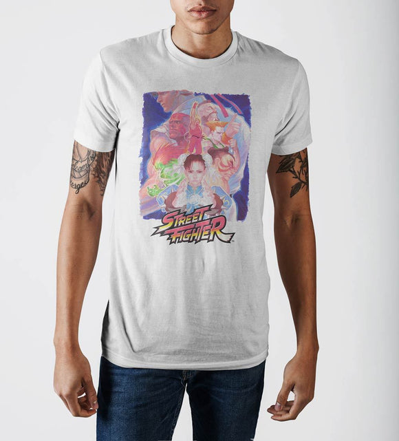Street Fighter Classic Tee