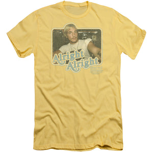Dazed And Confused - Alright Alright Tee
