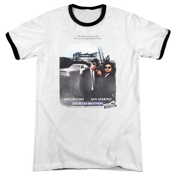 Blues Brothers - Distressed Ringer