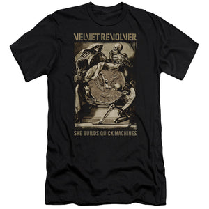 Velvet Revolver - Quick Machines Tee
