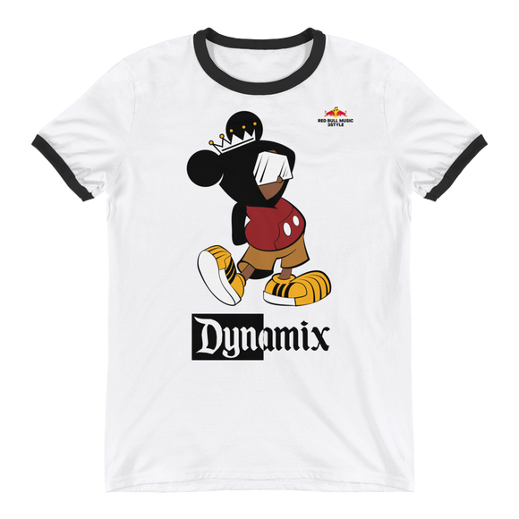 Dynamix 2018 Official 3Style Ringer Tee
