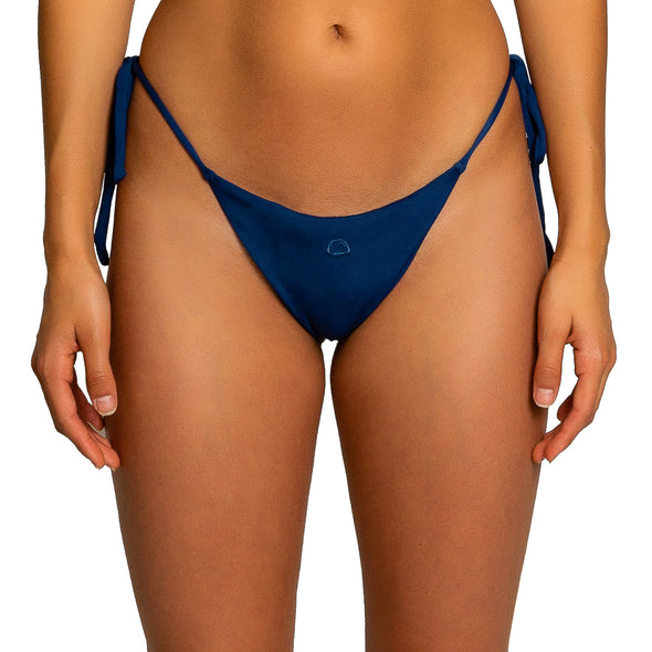 Ayampe Rib Triangle Bottom - KRAHS | More than a swimwear
