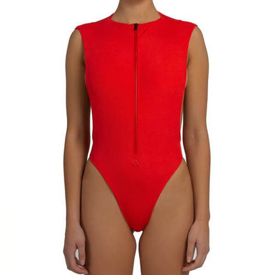 Selena One Piece (Red) - KRAHS | More than a swimwear