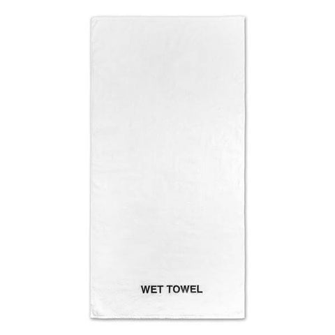 WET TOWEL