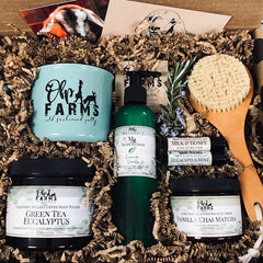 Relax and Enjoy Your Day, Spa Gift Set