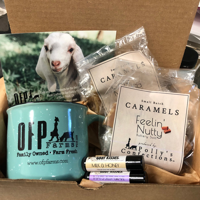 Sweets From The Farm, Gift Set