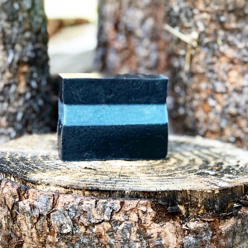 Support The Blue, Goat Milk Soap (Specialty..Limited Run)