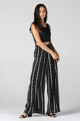 Cali Wide Leg Pants (Small to Large)